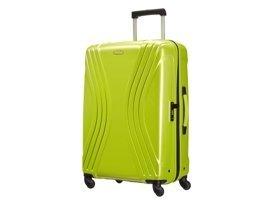 Duża walizka AMERICAN TOURISTER 91A*74003 zielona limonka