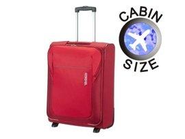 Mała walizka AMERICAN TOURISTER 84A*001 czerwona