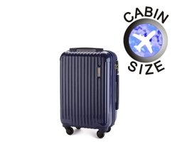 Mała walizka WITTCHEN 56 3-591 granatowa